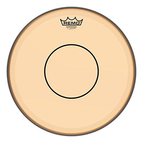 Remo Powerstroke 77 Colortone Orange Drumhead, 14