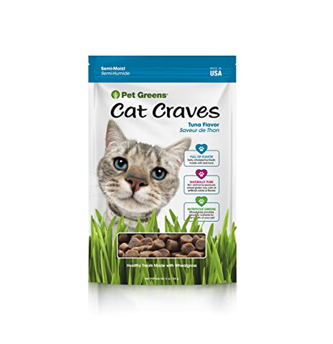 Pet Greens Treats Deep Sea Tuna Semi-Moist Cat Treat