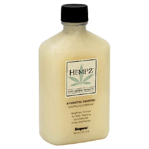 Hempz-Herbal-Hydrating-Shampoo-12-Ounce-Bottles-Pack-of-2
