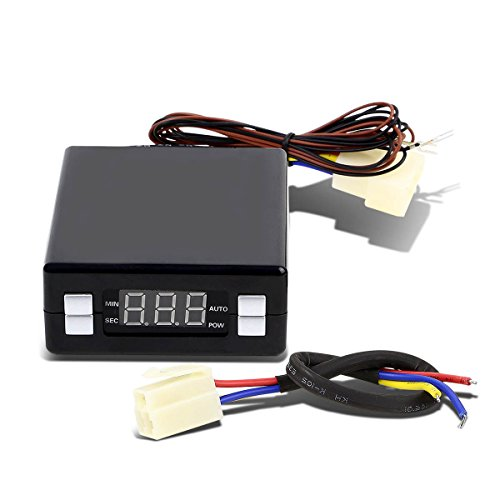 Turbo Cool Down Timer - 1