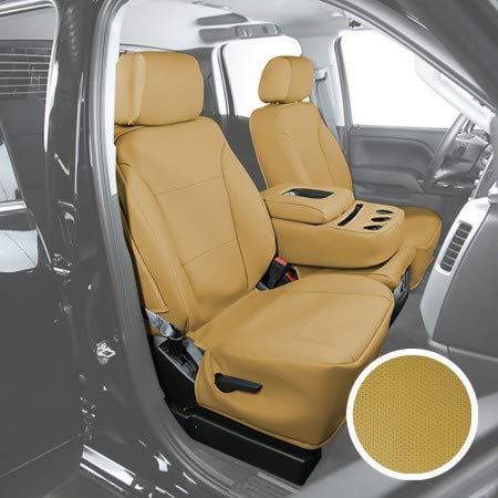 Saddleman Leatherette Seat Cover