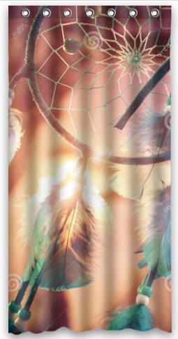 Outlet Seller Custom Dream Caecher Of Hope Shower Curtain 36