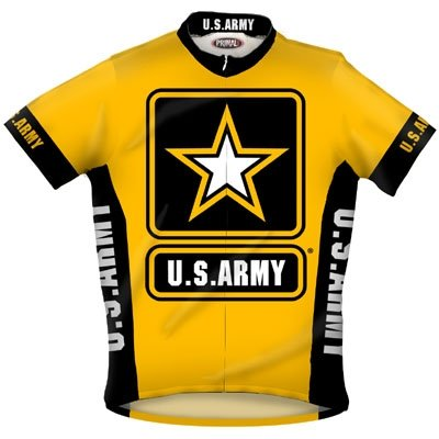 Amazon.com   Primal Wear Men s US Army Military Short Sleeve Cycling ... 2fbe5318e