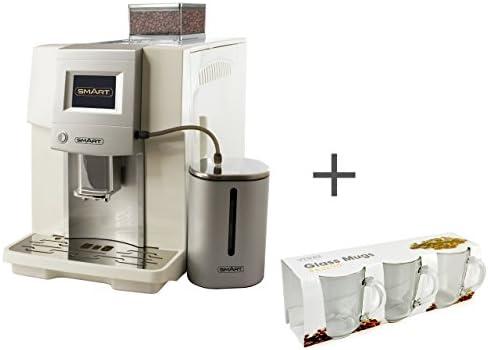 SMART Barista – Paquete de máquina de café con tazas de café latte ...