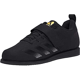 adidas Male Powerlift 4 Shoes Black/Solar Gold-15