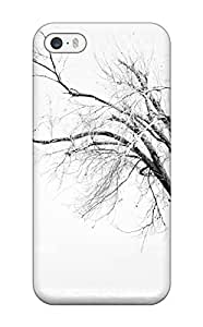TZIhjRm3177BUjAA Case Cover Protector For Iphone 5/5s Sad Tree Case