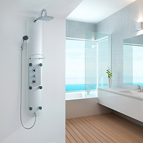Shower Panels: Amazon.co.uk