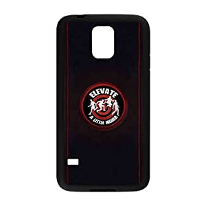 ROBIN YAM Big Time Rush Band Samsung Galaxy S5 Cases, Hard TPU Rubber Coated Phone Case Cover -KRY452
