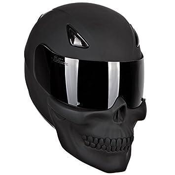 Calavera 03 personalizado casco de moto