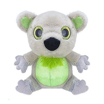 Wild Planet - Koala Bear de peluche, 15 cm, colores y diseño surtidos