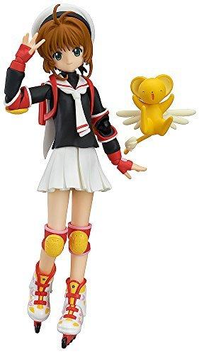 figma Card Captor Sakura Sakura Kinomoto uniform ver. non-scale ABS & PVC painted action figure