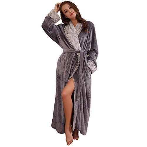 extra long bathrobes for women - 6