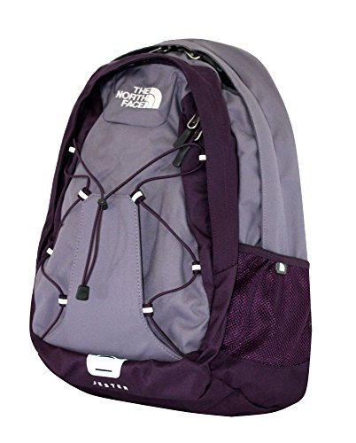 North Face womens Jester Laptop Backpack BOOK BAG Purple ...