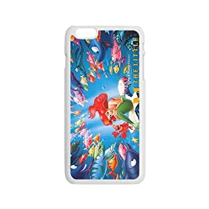 DASHUJUA The little mermaid Case Cover For iPhone 6 Case
