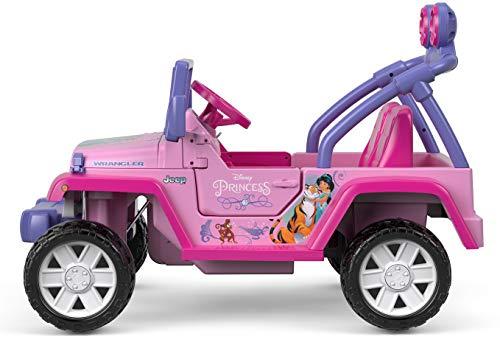 Power Wheels Disney Princess Jeep Wrangler by Power Wheels (Image #9)