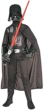 Rubies Star Wars Childs Darth Vader Costume, Small