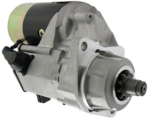 - New Heavy Duty Starter for Hyster H-75-120XL & Yale Forklifts 1999,2000,2001,2002,2003,2004,2005,2006 280-7045 228000-7810 AS228000-7810 580013353 1388721 SYSN0190 018721 246-25168 91-29-5580