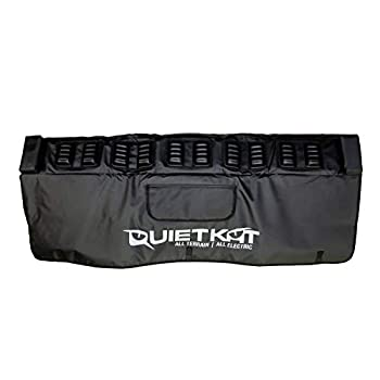 Image of QuietKat STG Pickup Truck Tailgate Pad, Pickup Truck Tailgate pad for Hauling Bikes Bike Travel Cases