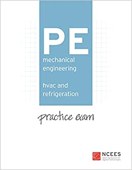 Pe mechanical engineering hvac and refrigeration practice exam pe mechanical engineering hvac and refrigeration practice exam ncees 9781932613766 amazon books fandeluxe Images