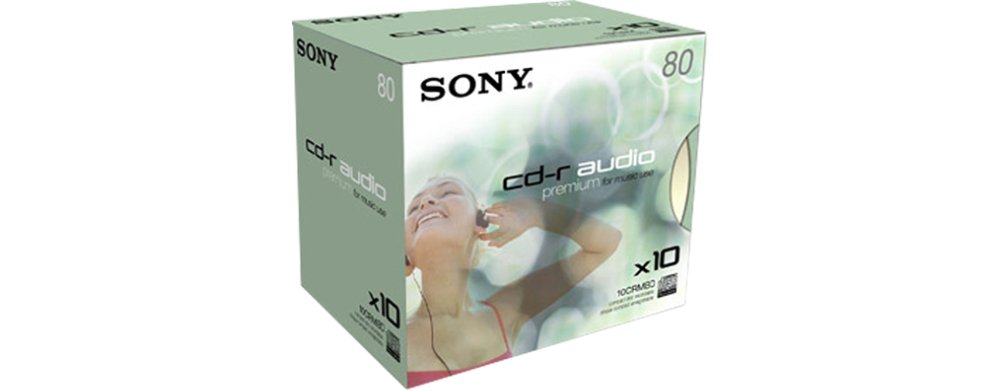 Sony CRM80SS read//write CD