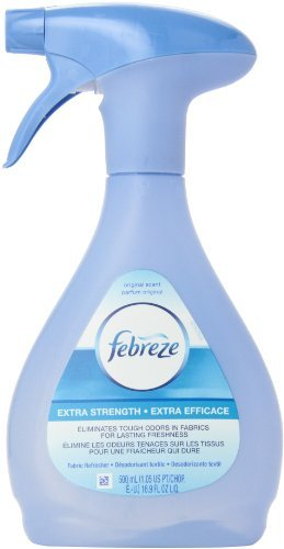 Febreze Extra Strength Fabric Refresher, 16.9-Ounce