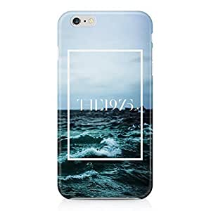 The 1975 Ocean Sea Water Tumblr Hard Plastic Snap-On Case Cover For iPhone 6