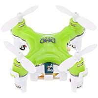 RC Aircraft Drone, Megadream 6 Axis Gyro 360 Degree Rotation Quadcopter Toy RTF 4CH Headless Flying with LED Light & Aerial Tumbling Skills / Speed Up / 360 Degrees Spin / Slow Down Green
