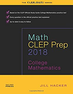 Clep college mathematics book online clep test preparation stu math clep prep college mathematics fandeluxe Choice Image