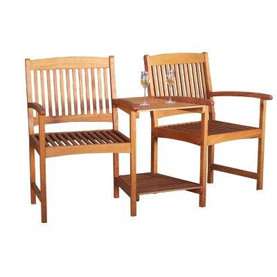 Carolina Eucalyptus Adjoining Chair -
