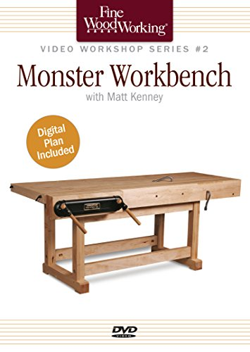 Fine Woodworking Video Workshop Series - Monster Workbench