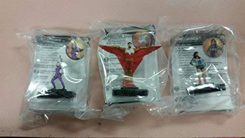 Marvel Heroclix Young Avengers and Falcon op Prizeセットケイトビショップミスアメリカの商品画像