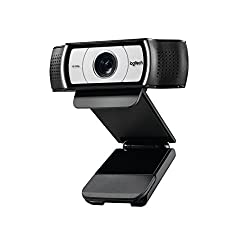 Logitech C930e 1080p Hd Video Webcam - 90-degree Extended View, Microsoft Lync 2013 & Skype Certified