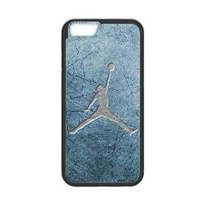 iPhone 6 Plus 5.5 Inch Cell Phone Case Black Jordan logo wexr