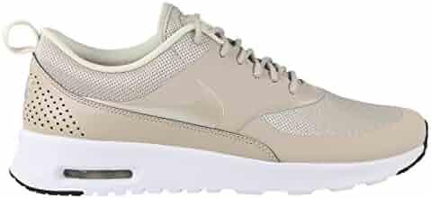 promo code 41825 f24e2 Nike Women s s Air Max Thea Gymnastics Shoes Beige (String Light Cream Black