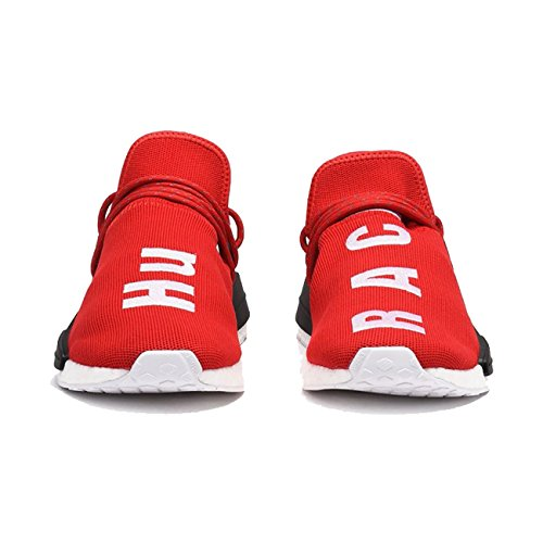 Human Men Red Casual Lightweight Women Sneaker Shoes Breathable Race Trail Fashion Race Hu YRA4Yqx