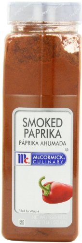 McCormick: Smoked Paprika 17 Oz (2 Pack) by McCormick