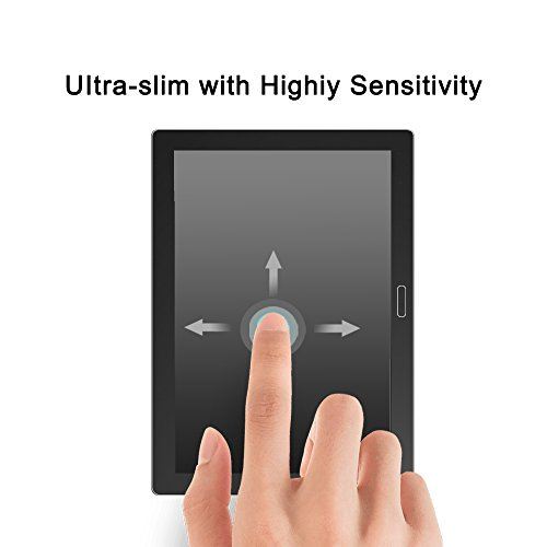 Lenovo MIIX 700 Screen Protector Glass - Premium 9H Hardness Tempered Glass Screen Protector for Lenovo Ideapad Miix700 12 inch Tablet/Laptop by SEENIGHT (Image #3)