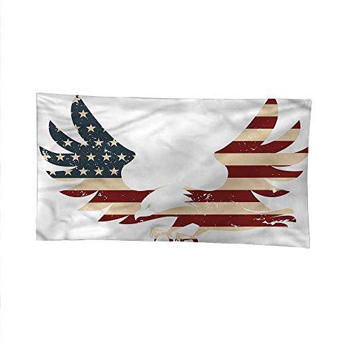 Americancool tapestrytapestry for wallAmerican Bold Eagle 84W x 54L Inch