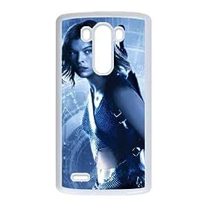 Resident Evil LG G3 Cell Phone Case White Phone cover U8478217