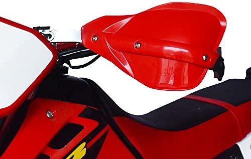Universal 7//8 inches 22mm and 1 1//8 inches 28mm Honda CRF50 CR80 CR85 CRF110 CR125R CR250R CR500R CRF150R CRF150F Motorcycle Dirt Bike Pit bike Handguards Hand Guards Guard Handguard