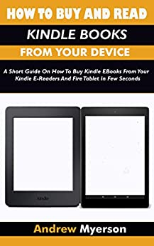 How to read kindle books on android tablet