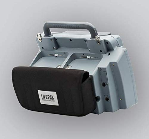 LIFEPAK Back Pouch for use with 15 Monitor/Defibrillator