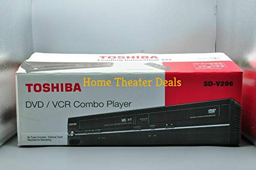 Toshiba SD-V296 DVD Player/VCR C...