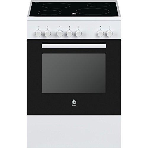 Balay 3CVB463BQ - Cocina (Cocina independiente, Blanco ...