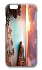 Adorable coral rock sunset Hard Case Protective Shell Cell Phone Cover For Case Samsung Galaxy S3 I9300 Cover - PC 3D