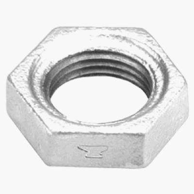 Anvil Lock Nut Galvanized 1-1/2 ''