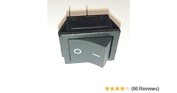 amazon com: irv miller replacement power switch for living pure heater:  home & kitchen