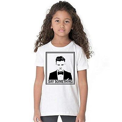 Kids Justin Timberlake Shirt - Justin Timberlake Gifts - Justin Timberlake Say Something - Justin Timberlake T Shirt - Justin Timberlake TShirts