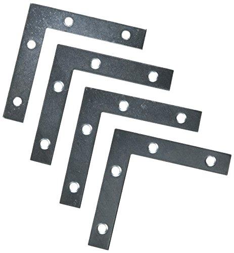 Stanley 75-6910 756910 Flat Corner Iron, 3-1/2