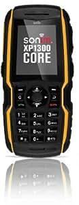 SONIM XP1300 CORE YELLOW ON BLACK IP68 RUGGED UNLOCKED 2G GSM CELL PHONE